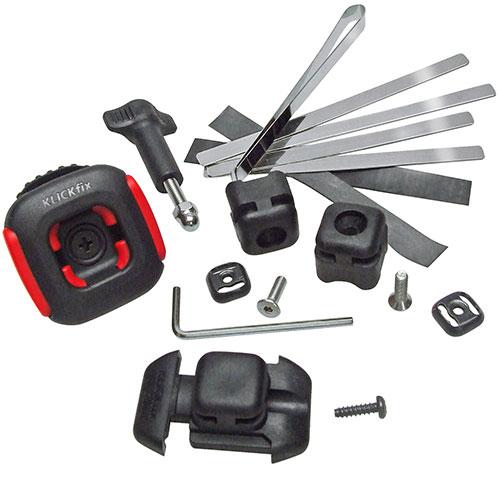 CamOn Klickfix con accessori