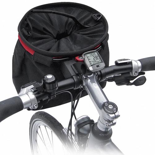 Klickfix Multiclip sostegno borsa per bicicletta