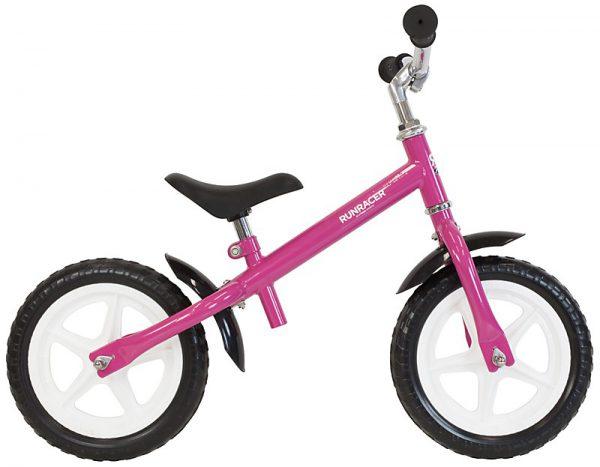 Bicicletta senza pedali rosa Stiga RunRacer