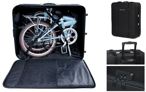 Valigia per bicicletta pieghevole