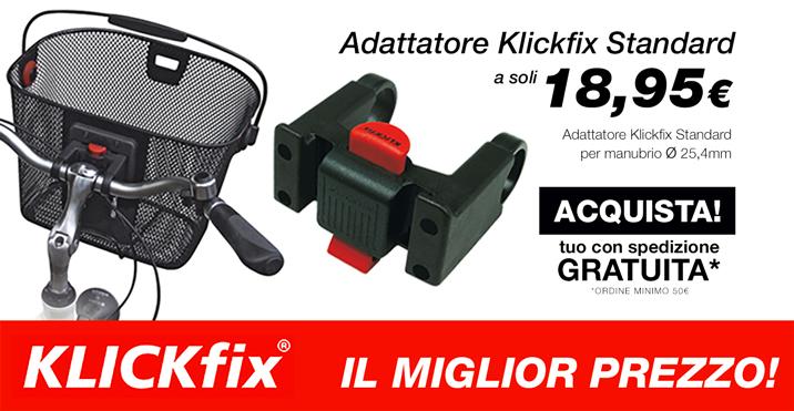 Adattatore Klickfix Standard