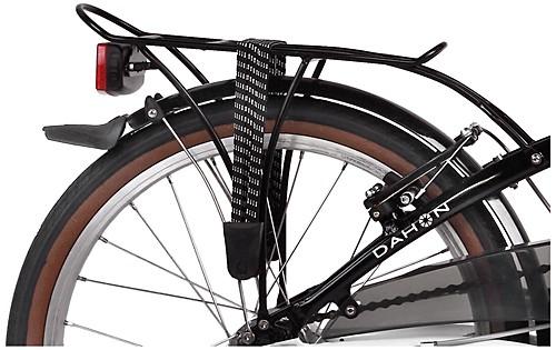 Portapacchi per bicicletta pieghevole DAHON Ark Rack