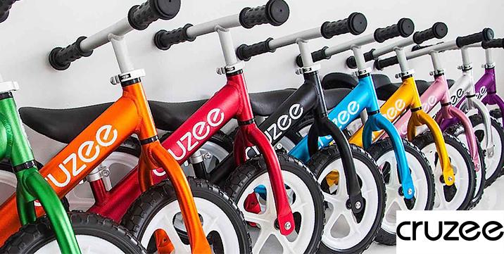 Cruzee bici senza pedali